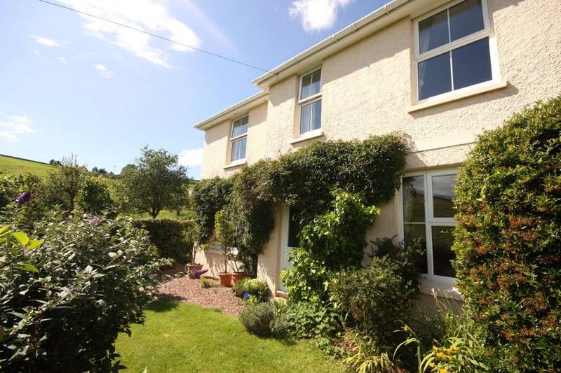 4 Bedrooms Semi Detached House for sale in Higher Batson, Salcombe, Devon, TQ8