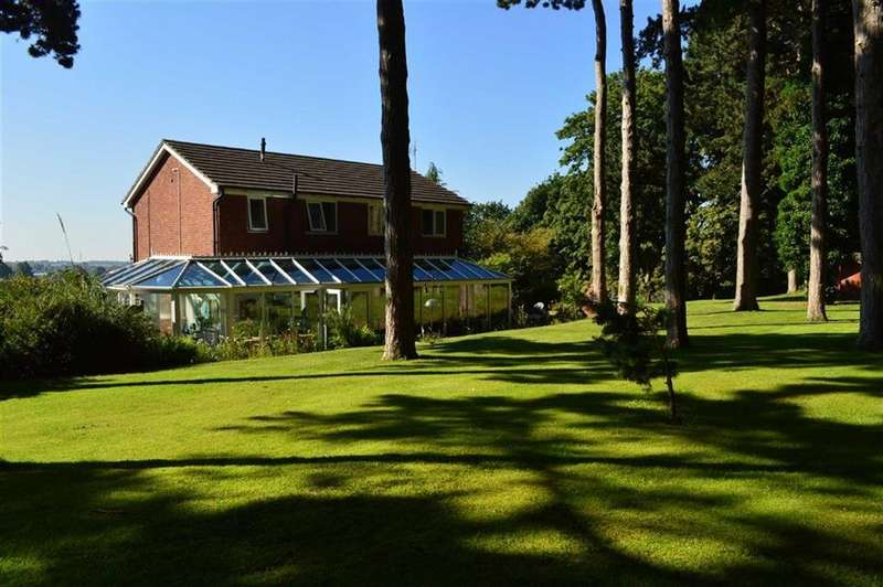 4 Bedrooms Detached House for sale in Ince Grove, Oxton, CH43