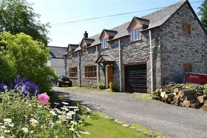 5 Bedrooms Detached House for sale in Betws Gwerfil Goch, Corwen