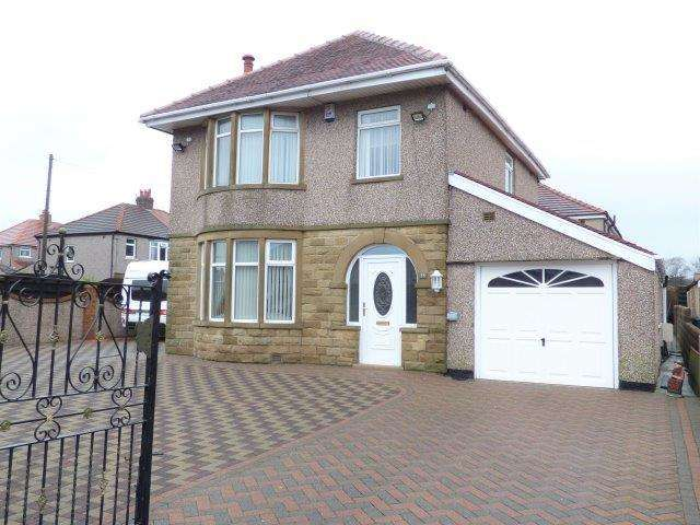 3 Bedrooms Detached House for sale in Scale Hall Lane, Lancaster, Lancashire, LA1 2RP