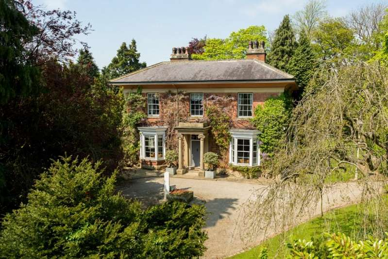 5 Bedrooms Detached House for sale in Prospect House, Palace Road, Ripon, HG4 1HA