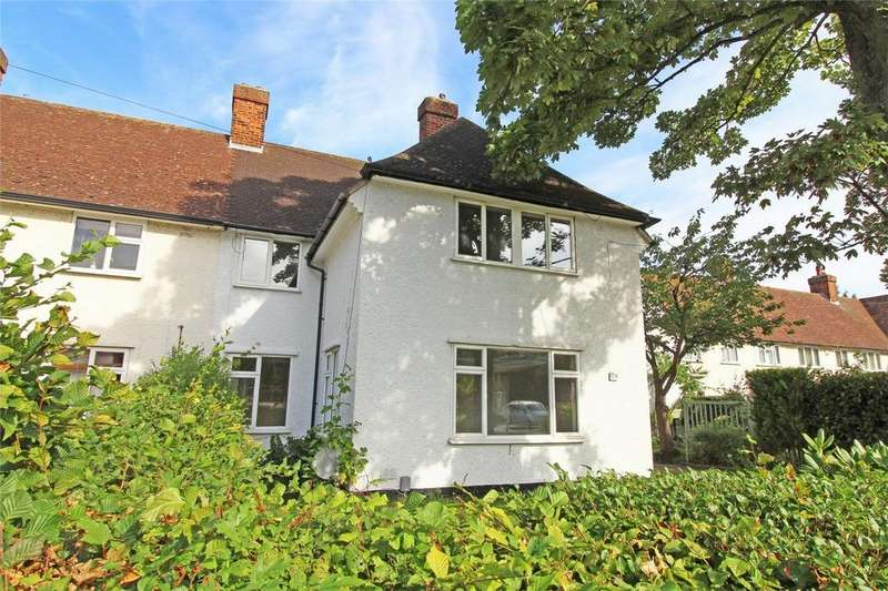 4 Bedrooms Semi Detached House for sale in Baldock Road, Letchworth Garden City, Hertfordshire