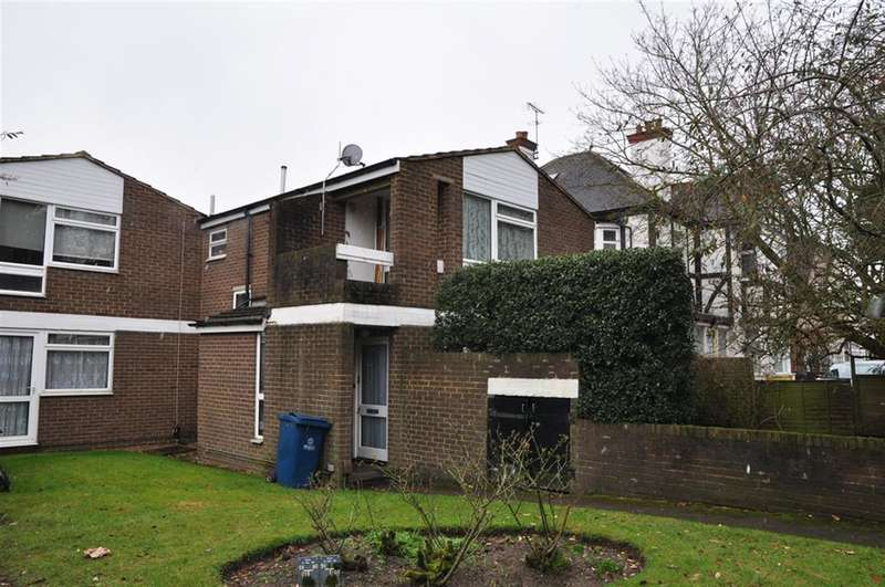 2 Bedrooms Flat for sale in Duffield Close , Harrow, Middlesex, HA1 2LG