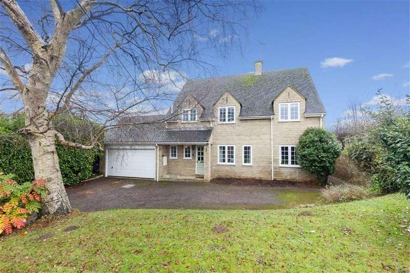 4 Bedrooms Detached House for sale in High Street, Milton-under-Wychwood, Oxfordshire