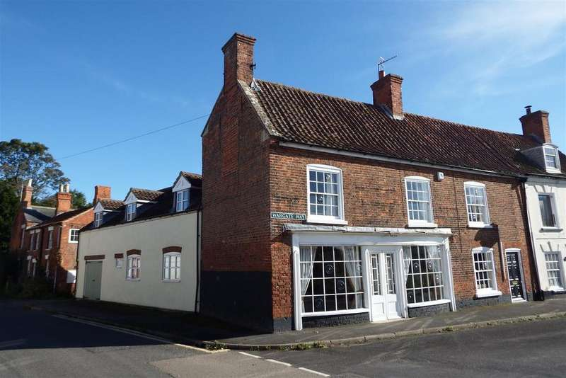 5 Bedrooms Town House for sale in Wargate Way, Gosberton