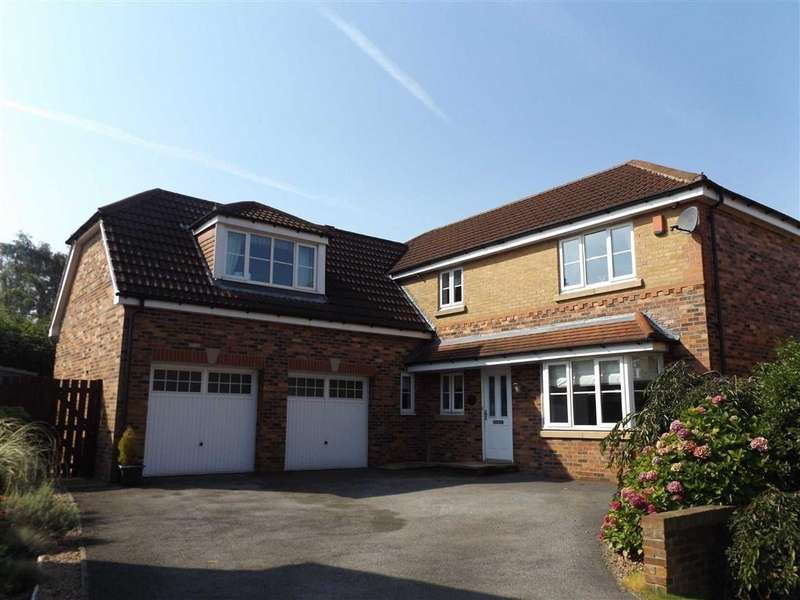 5 Bedrooms Detached House for sale in Turner Close, Ossett, WAKEFIELD, WF5