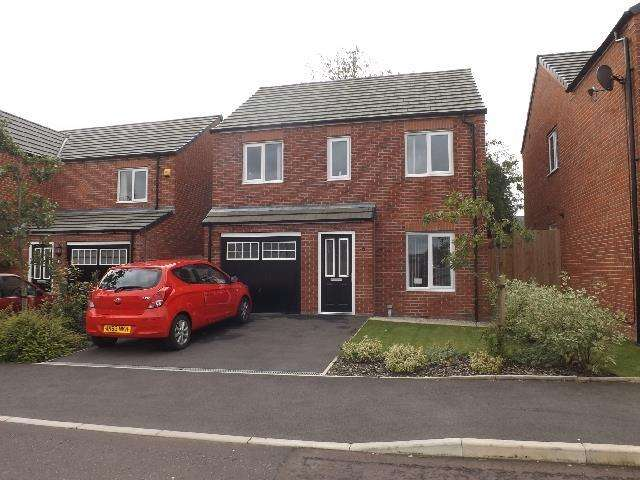 3 Bedrooms Detached House for sale in Sculthorpe Close, St Helens
