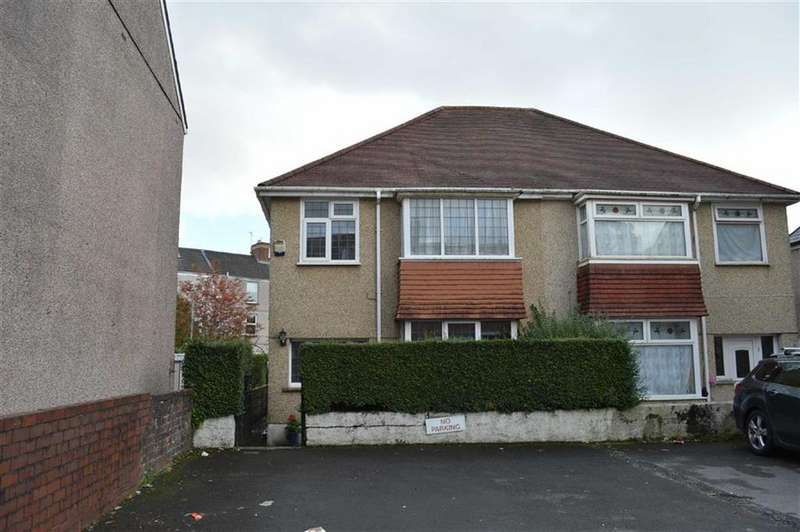 3 Bedrooms Semi Detached House for sale in Vivian Road, Swansea, SA2