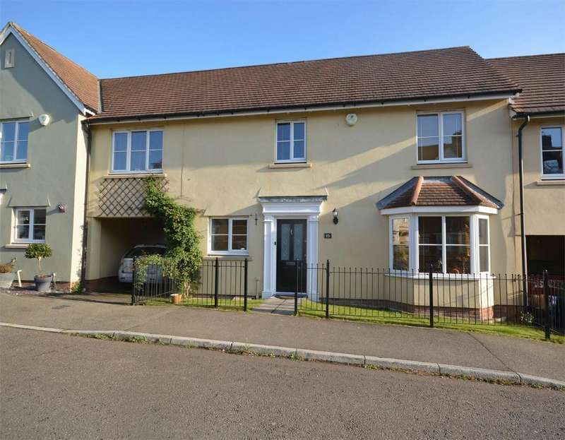 4 Bedrooms Link Detached House for sale in 15 Hallett Road, Flitch Green, Dunmow