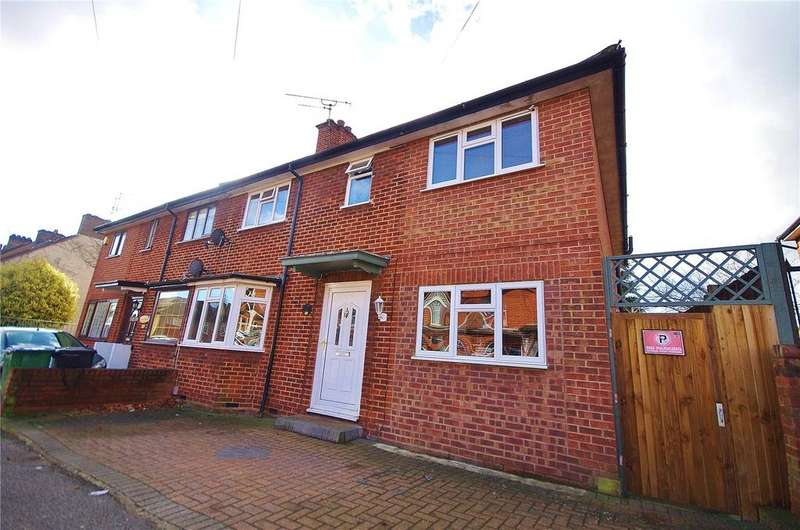 4 Bedrooms Semi Detached House for sale in Sandringham Road, Watford, Hertfordshire, WD24