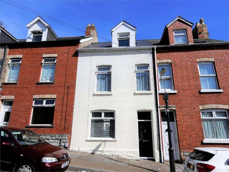 3 Bedrooms Terraced House for sale in High Street, Penarth