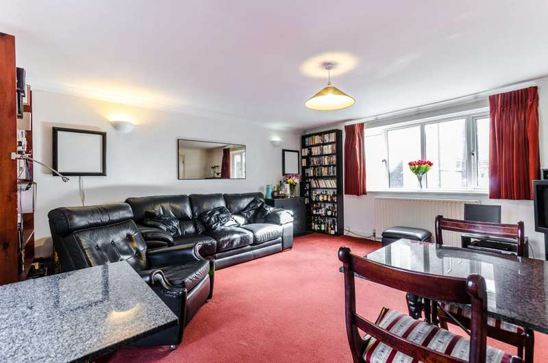 3 Bedrooms End Of Terrace House for sale in Wapping High Street, Wapping, E1W