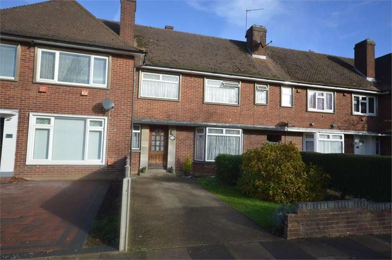 3 Bedrooms Terraced House for sale in Leggatts Rise, Garston, Hertfordshire, WD25
