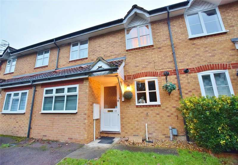 4 Bedrooms Terraced House for sale in Malden Fields, Bushey, Hertfordshire, WD23