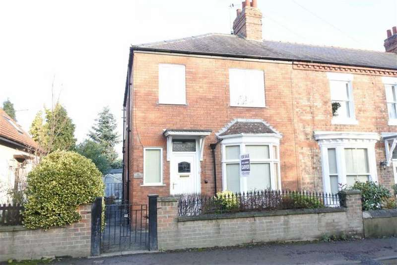 3 Bedrooms Semi Detached House for sale in South Parade, Croft On Tees, Darlington