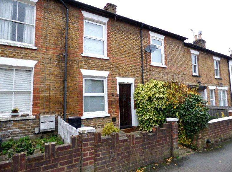 2 Bedrooms Terraced House for sale in Villiers Road, Watford, Oxhey Village, Hertfordshire, WD19