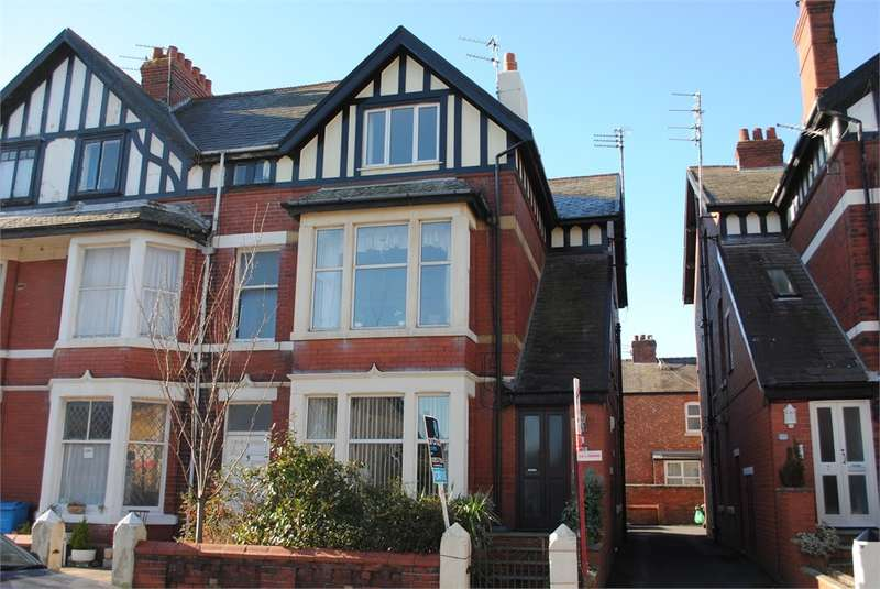2 Bedrooms Apartment Flat for sale in 5 St Davids Road North, Lytham St Annes, FY8