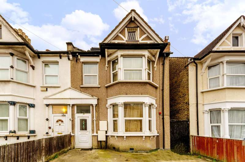 6 Bedrooms Semi Detached House for sale in Woodville Road, Thornton Heath, CR7
