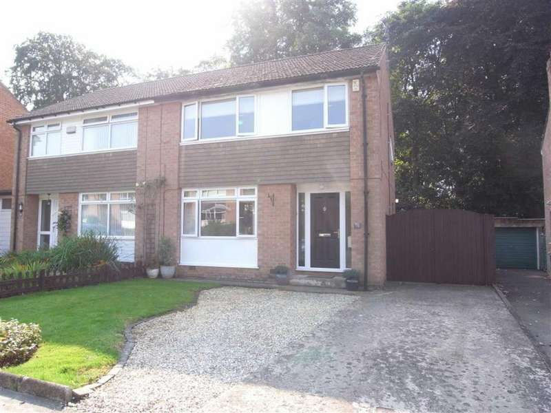 3 Bedrooms Semi Detached House for sale in Hummersknott Avenue, Darlington