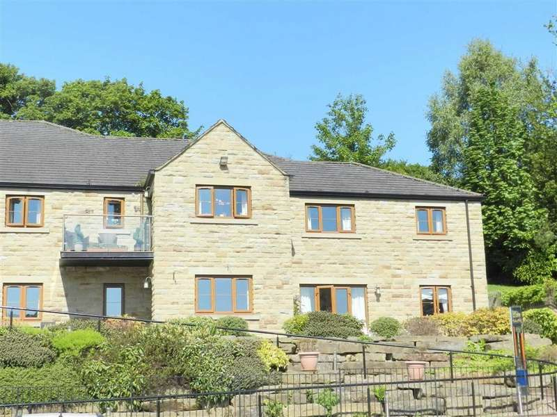 1 Bedroom Flat for sale in Holme Valley Court, Holmfirth, Holmfirth, HD9