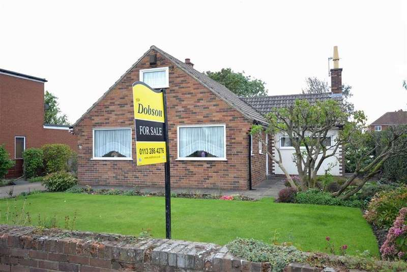 2 Bedrooms Detached Bungalow for sale in Milton Drive, Scholes, Leeds, LS15
