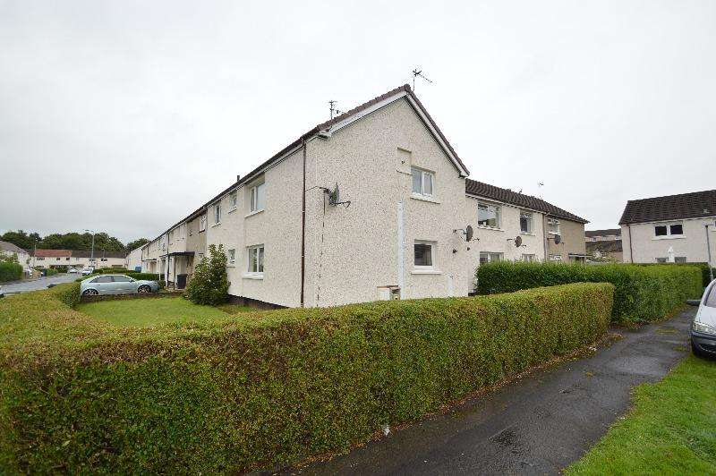 2 Bedrooms Flat for sale in Hunter Drive, Irvine, North Ayrshire, KA12 9AU