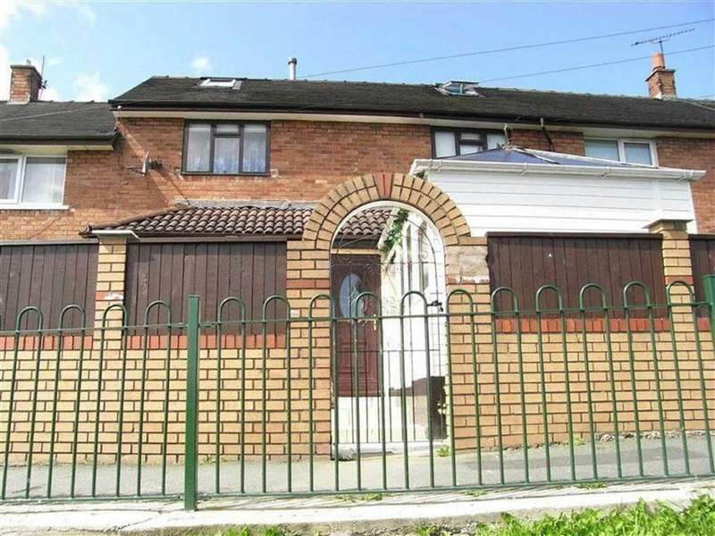 3 Bedrooms Terraced House for sale in Hywelfa, Southsea, Wrexham
