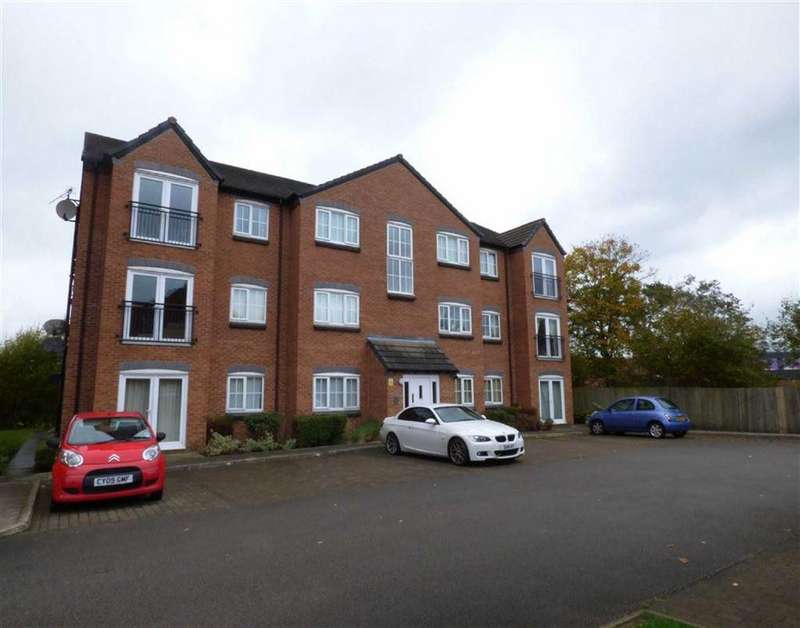 2 Bedrooms Apartment Flat for sale in Baldwins Close, Royton, Oldham, OL2