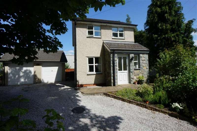 3 Bedrooms Detached House for sale in Mill Cottage, Trefriw, Conwy