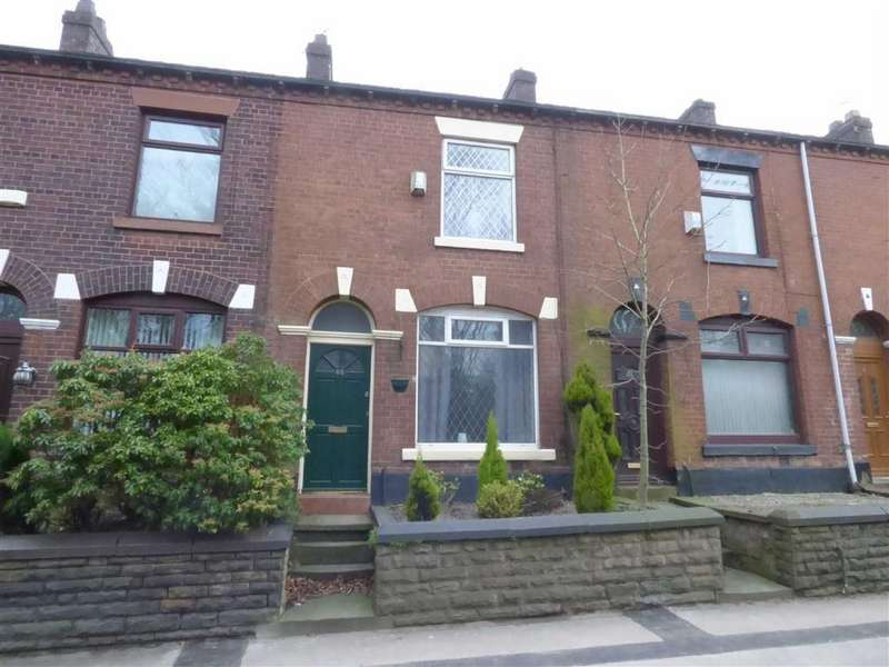 3 Bedrooms Terraced House for sale in Shaw Road, Royton, Oldham, OL2