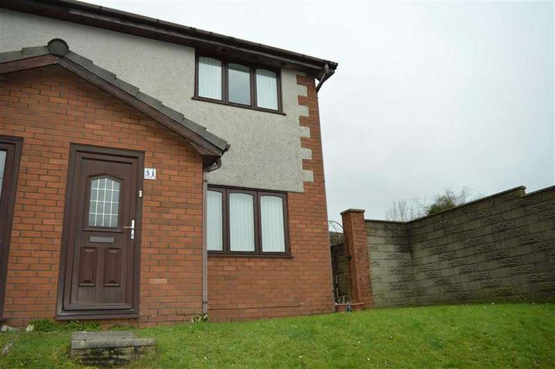 3 Bedrooms End Of Terrace House for sale in Heol Islwyn, Swansea, SA4