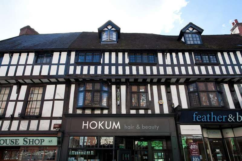 1 Bedroom Apartment Flat for sale in 66b Wyle Cop, Shrewsbury, SY1 1UX