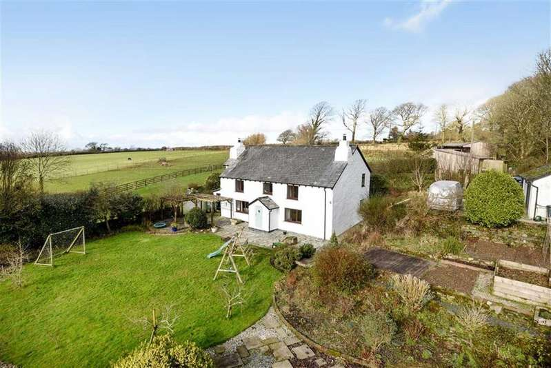 5 Bedrooms Detached House for sale in Blisland, Bodmin, Cornwall, PL30