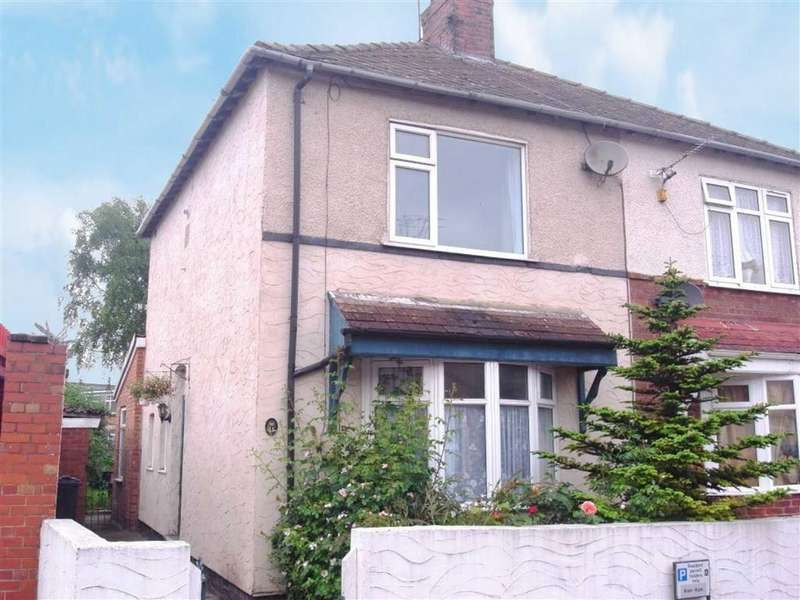2 Bedrooms Semi Detached House for sale in Lodge Street, Darlington