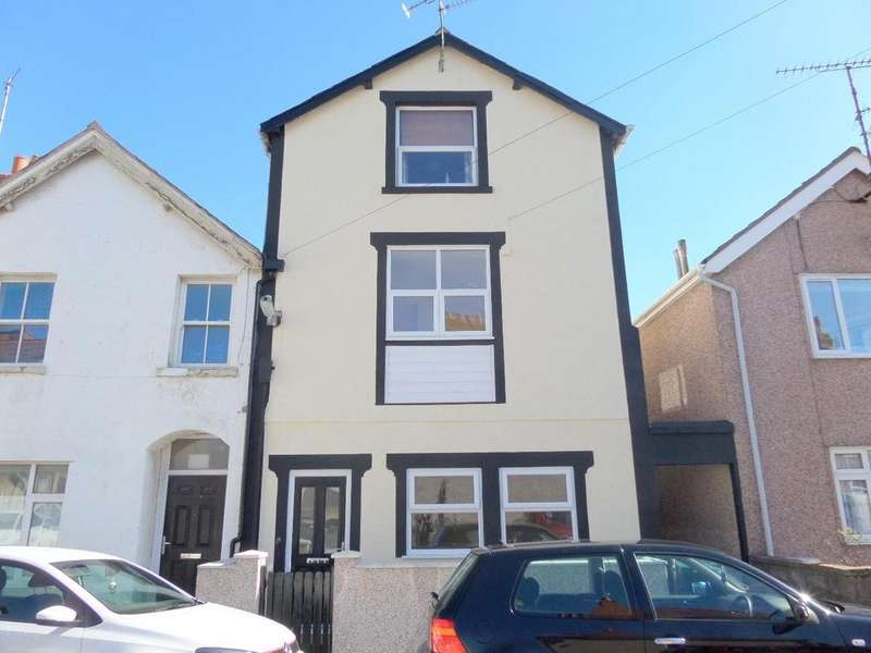 1 Bedroom Apartment Flat for sale in Jubilee Street, Llandudno
