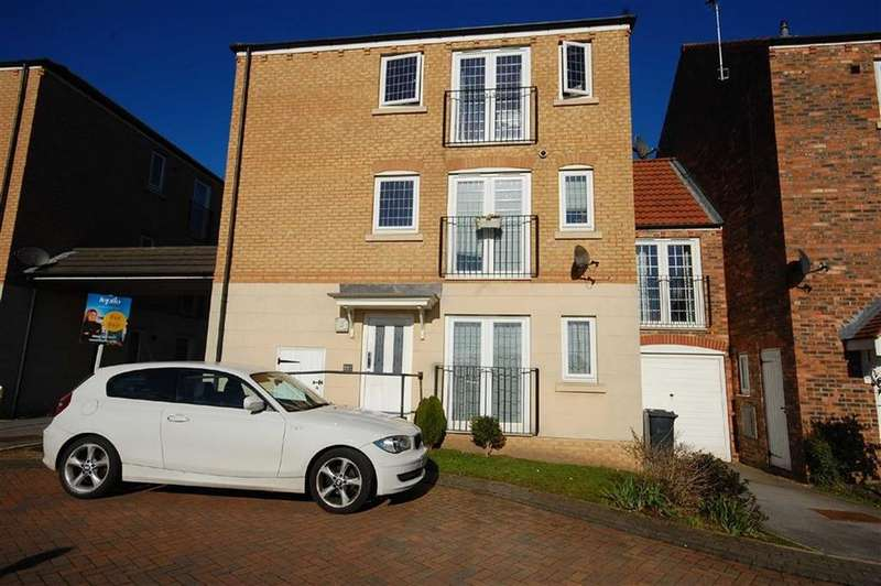 1 Bedroom Apartment Flat for sale in Scholarsgate, Garforth, Leeds, LS25
