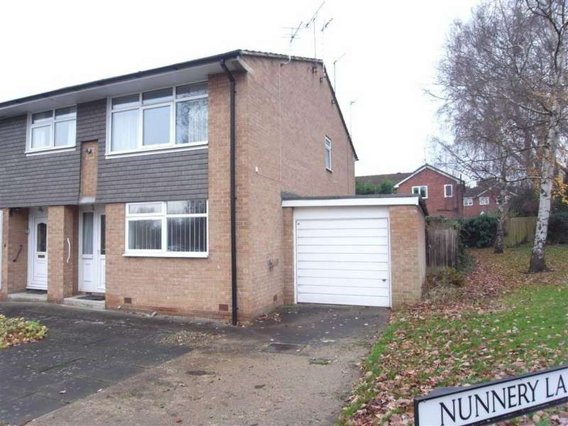2 Bedrooms Apartment Flat for sale in Nunnery Lane, Darlington