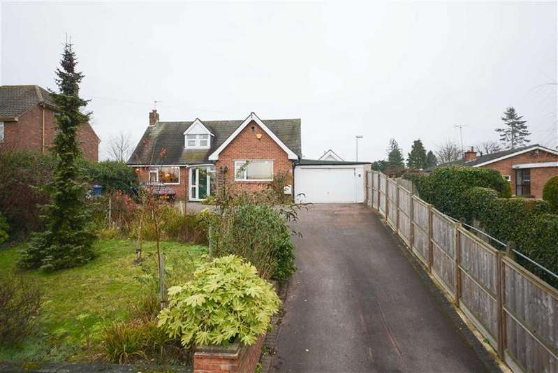4 Bedrooms Detached House for sale in Burnside Grove, Tollerton