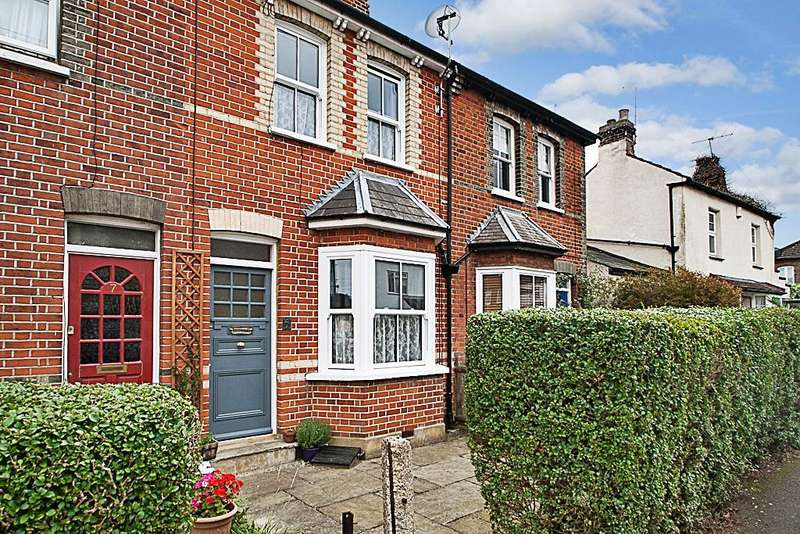 2 Bedrooms Terraced House for sale in Wellesley Road, Brentwood