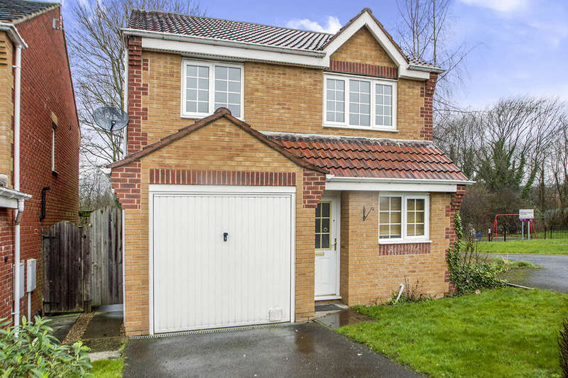 3 Bedrooms Detached House for sale in Oak Apple Crescent, Ilkeston, DE7