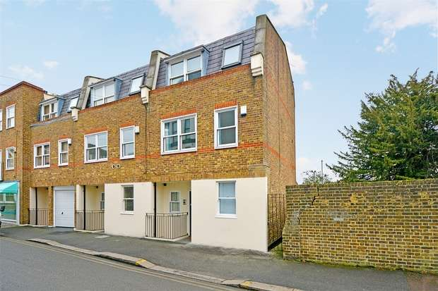 4 Bedrooms End Of Terrace House for sale in The Crescent, Wimbledon Park, London