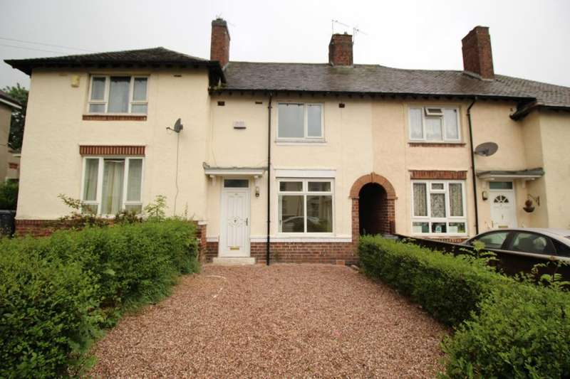 2 Bedrooms Property for sale in Gatty Road, Sheffield, S5