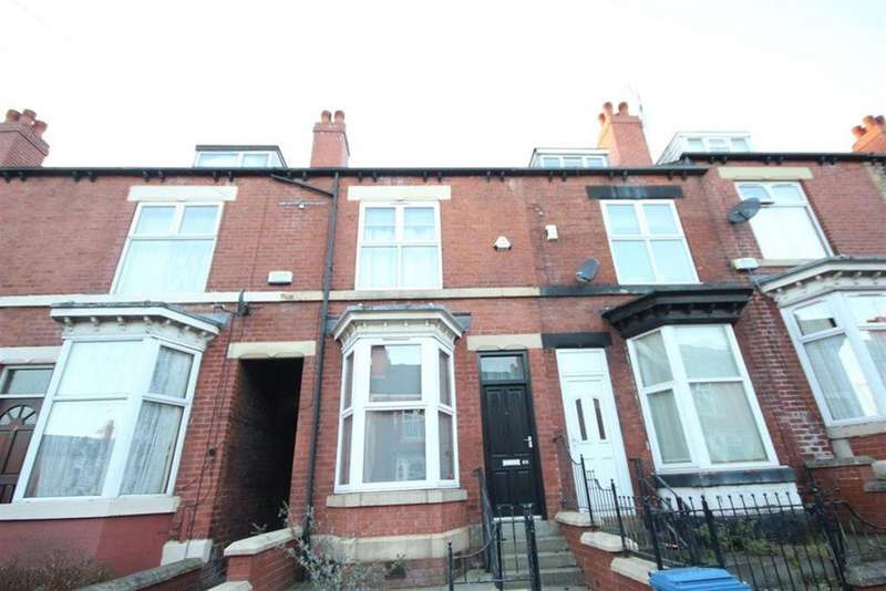 4 Bedrooms Terraced House for rent in 80 Vincent Road, Sheffield, S7 1BW