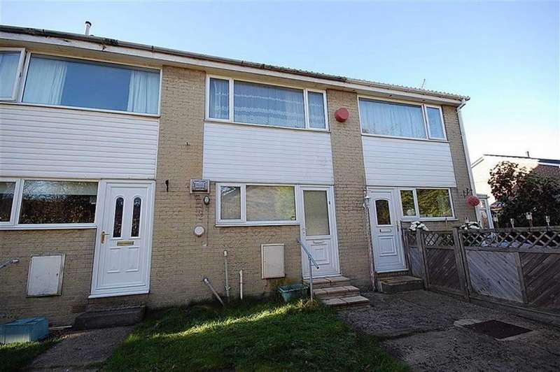 2 Bedrooms Terraced House for sale in Adam Court, Lindley, Huddersfield, HD3