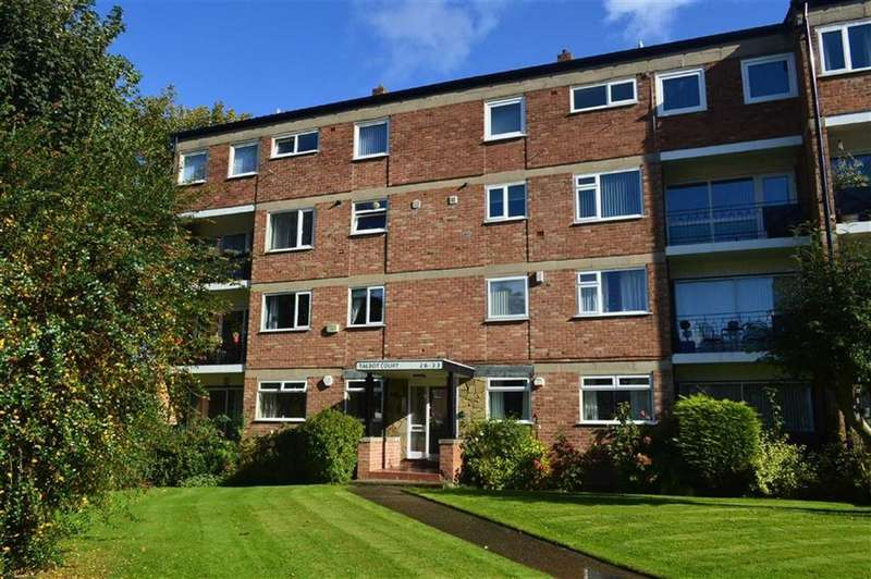 2 Bedrooms Apartment Flat for sale in Talbot Court, Oxton, CH43