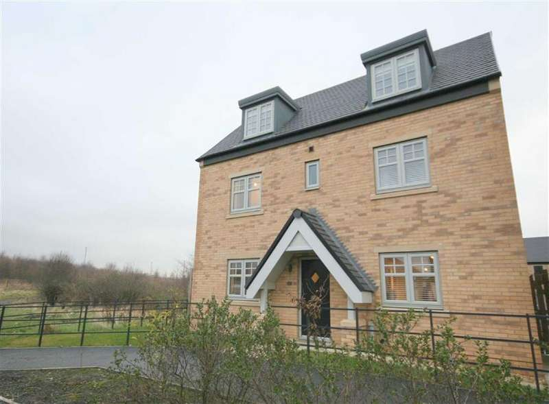 4 Bedrooms Detached House for sale in Viscount Close, Shiremoor, Tyne Wear, NE27