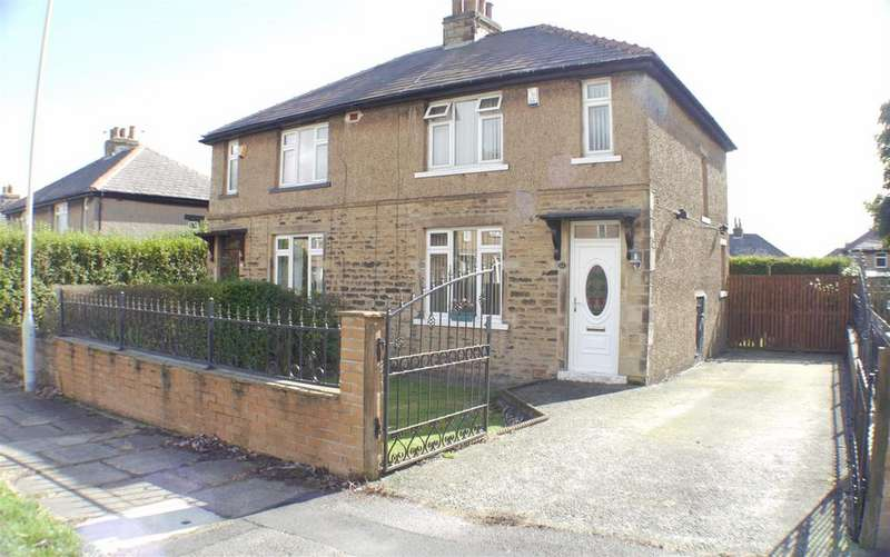 2 Bedrooms Semi Detached House for sale in Westbury Road, Wibsey, Bradford, BD6 3NH