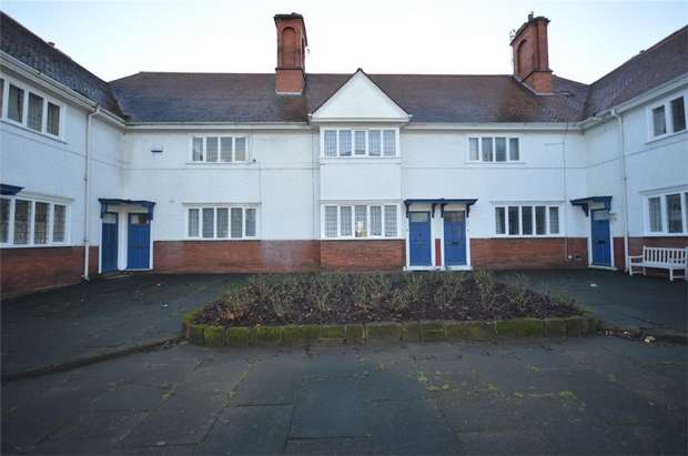 2 Bedrooms Terraced House for sale in New Chester Rd, Port Sunlight, Merseyside