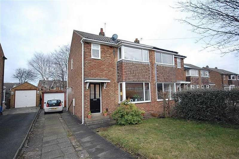 3 Bedrooms Semi Detached House for sale in Marten Drive, Netherton, Huddersfield, HD4
