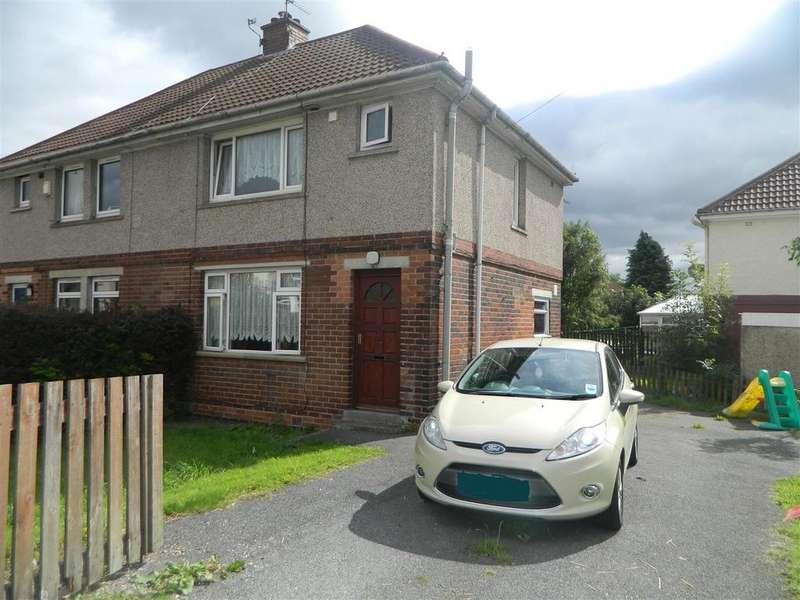 3 Bedrooms Semi Detached House for sale in Kirkley Avenue, Wyke, Bradford,BD12 8QA